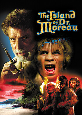 The Island of Dr. Moreau: Director's Cut